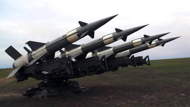 Ракетчики ВСУ охраняли небо на Донбассе с помощью С-300