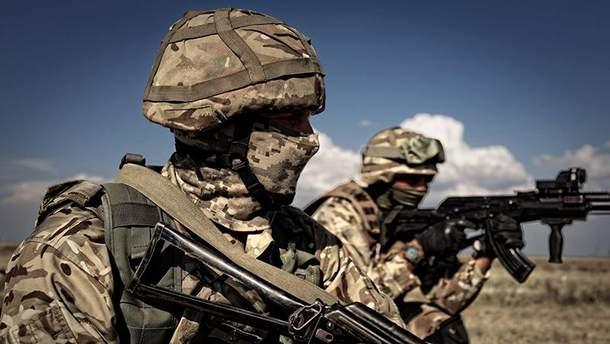 Вражеский снайпер застрелил бойца Объединенных сил