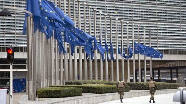 Євросоюз ухвалив окреме рішення по Азову