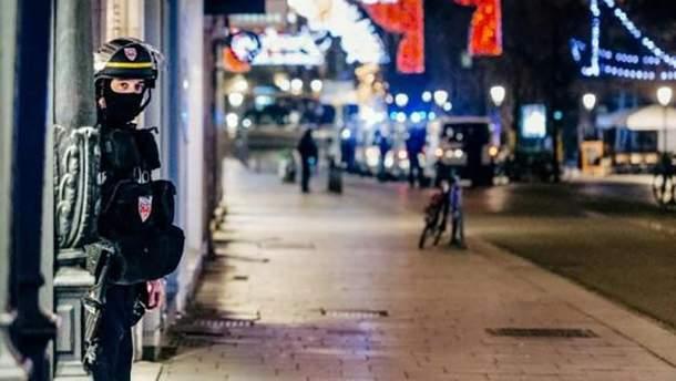 Стрілянина у Страсбурзі: спецназу не вдалося затримати стрільця
