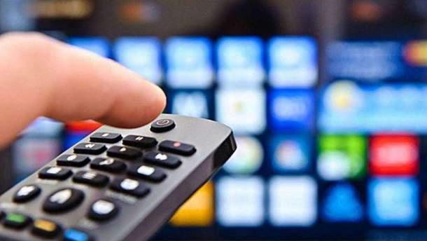 Три супутникові телеканали заплатили штраф за недотримання мовних квот