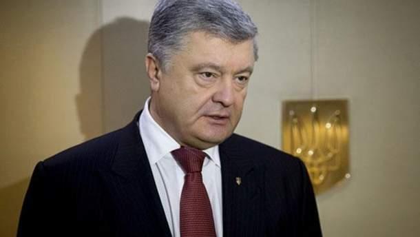 Порошенко прокоментував продовження санкцій ЄС проти РФ
