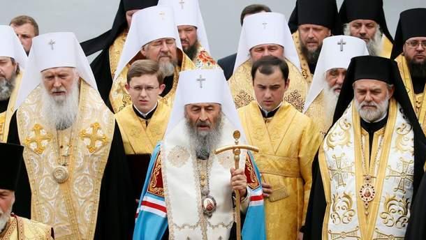 В УПЦ МП заявили, что не планируют устраивать провокации к Объединительному собору
