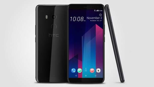 HTC зняла з продажу свій останній флагман U12 Plus