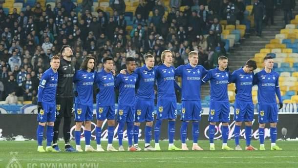 Суперники Динамо в Лізі Європи 2018 - жеребкування