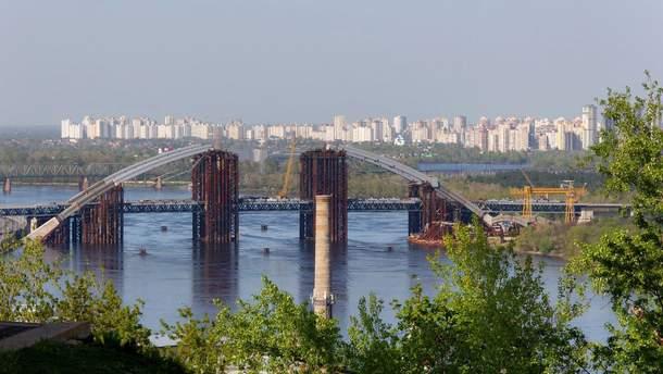 Бюджет Киева 2019: строительство Подольского моста