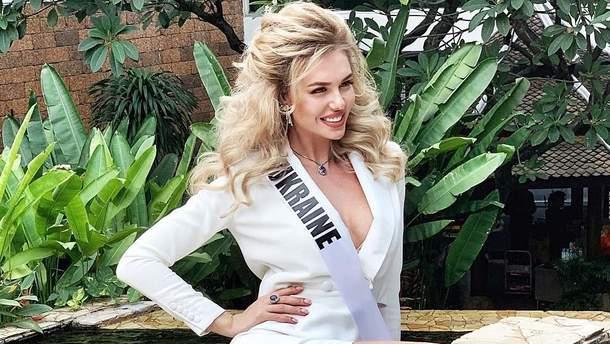 """Карина Жосан очаровала своим дефиле и вошла в 20-тку финалисток """"Мисс Вселенная"""": видео"""