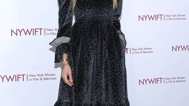 Бархатное платье с леопардовым принтом: выход Сары Джессики Паркер в Нью-Йорке