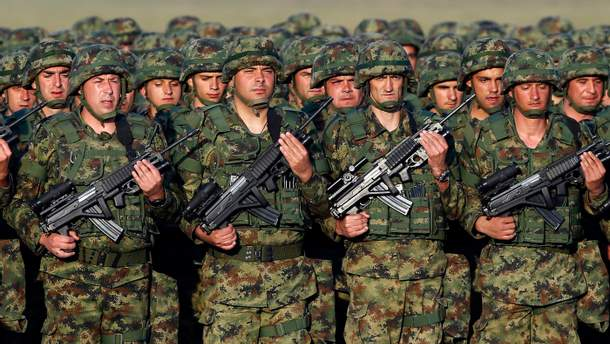 Сербия угрожает ввести войска вКосово