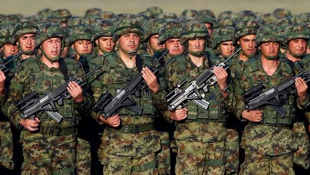 Сербия заявила о шагах в ответ на создание Косово своей армии
