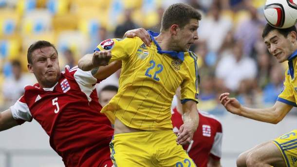 Стало відомо, де відбудеться матч Люксембург – Україна