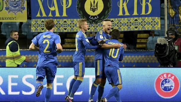Матч Украина – Сербия состоится во Львове