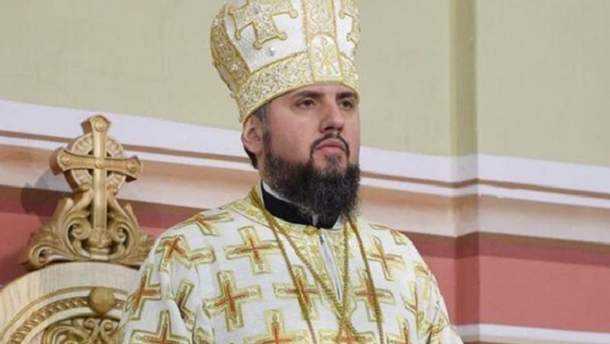 Єдину помісну церкву очолив митрополит Епіфаній: що відомо про священнослужителя (фото, відео)