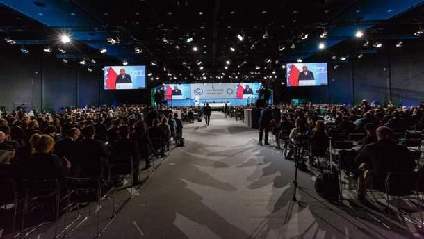 На Конференції ООН з питань клімату у Катовіце узгодили заходи щодо реалізації Паризької угоди