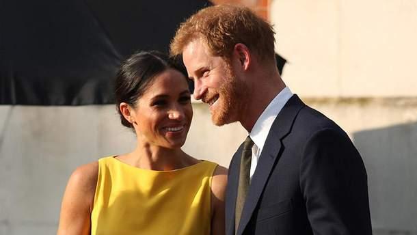 Принц Гарри нарушит традиции из-за  Меган Маркл