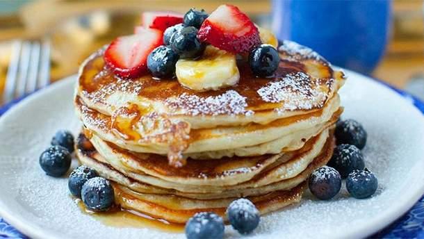 Как приготовить американские панкейки: рецепт блюда