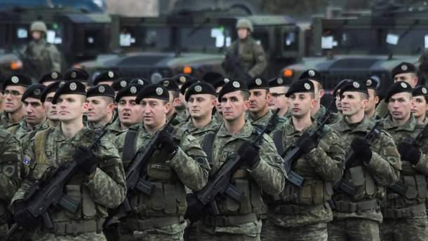 Косово зробило нову заяву щодо створення власної армії