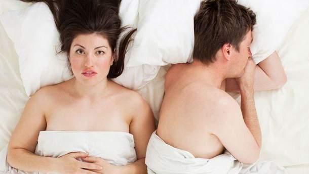 Відмова від сексу має негативні наслідки для організму