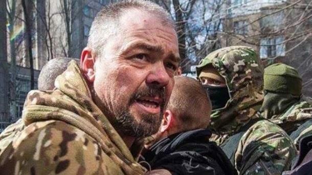 """Підозрюваного у вбивстві """"Сармата"""" затримали у Харкові"""