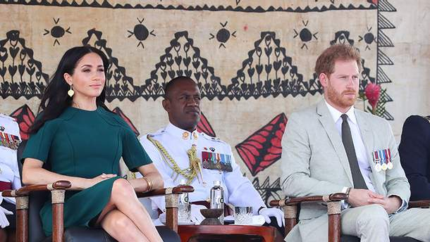 Принц Гаррі та Меган Маркл розкритикували у мережі