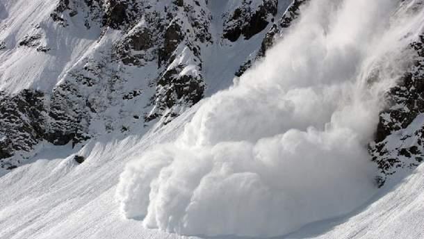 Укргидрометцентр объявил штормовое предупреждение в высокогорье Закарпатья