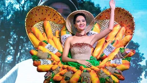 """""""Мисс Вселенная 2018"""": наряды представительницы Вьетнама"""