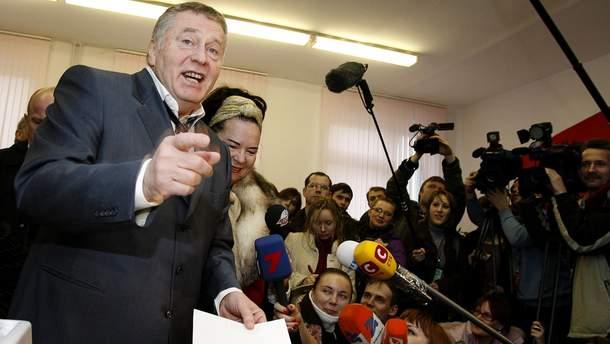 Володимир Жиріновський висунув ультиматум щодо суверенітету Білорусі