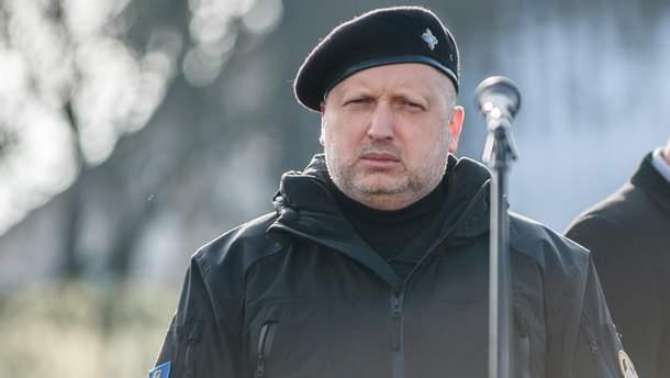 Олександр Турчинов гостро відреагував на слова Лаврова щодо України
