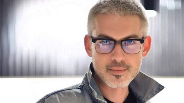 Главный редактор украинского Vogue – Филипп Власов