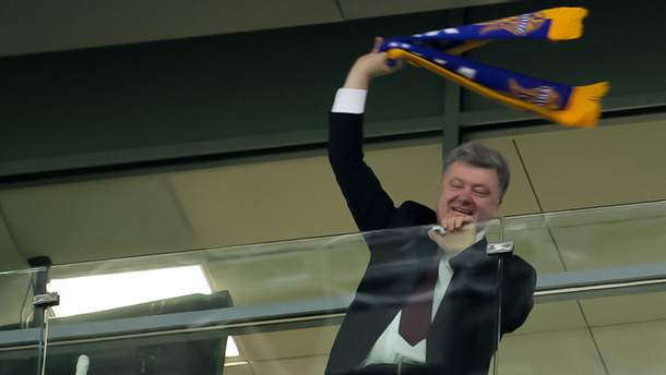 Петр Порошенко признался, что в свое время на украинском не говорил вообще