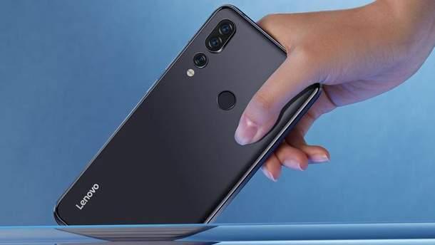 Lenovo представила бюджетный смартфон Lenovo Z5s: характеристики и цена