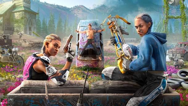 Чим Far Cry: New Dawn відрізняється Far Cry 5