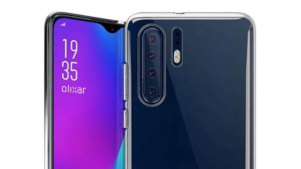 Huawei P30 и P30 Pro: фото