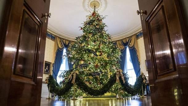 Ялинка у Білому домі