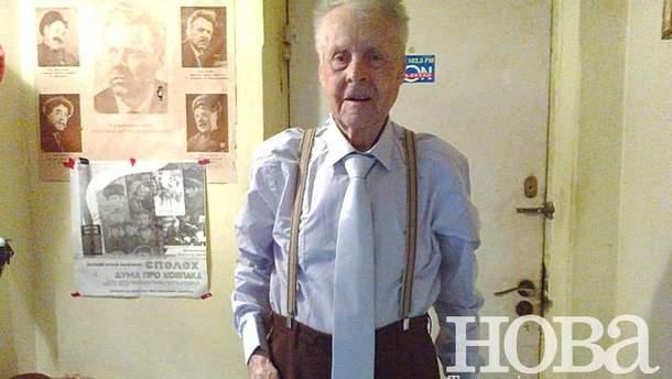 Петр Ласточка погиб в Тернополе в пожаре – умер артист Украины Петр Ласточка