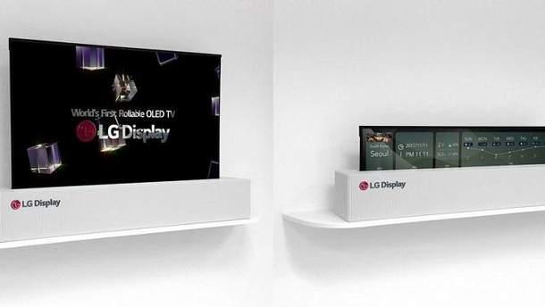 Уникальные телевизоры LG
