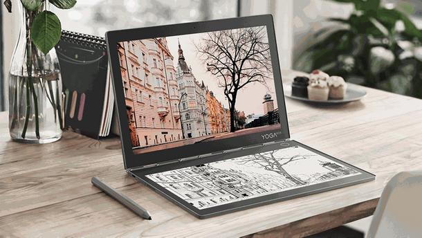 Lenovo Yoga Book C930 в Україні: ціна, огляд ноутбука