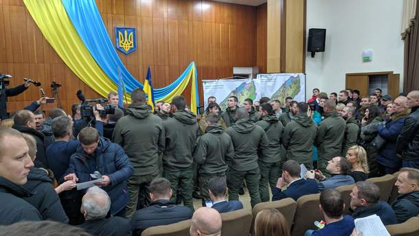 Міськрада Ірпеня під протести мешканців затвердила генплан міста