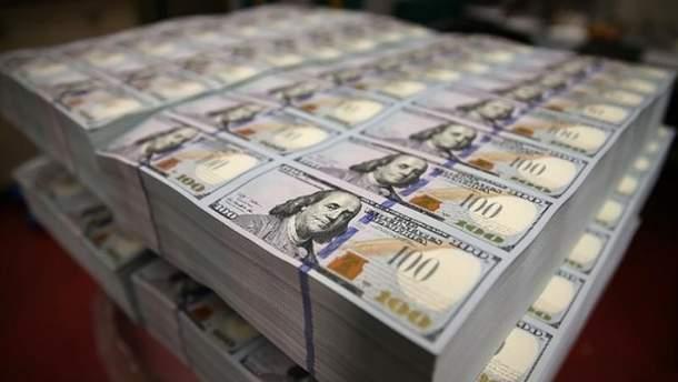 МВФ перечислил Украине транш на 1,4 миллиарда долларов, — Нацбанк