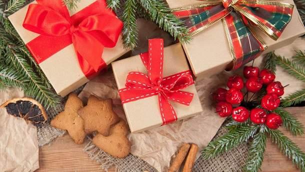 Подарунки корисніше дарувати, ніж отримувати