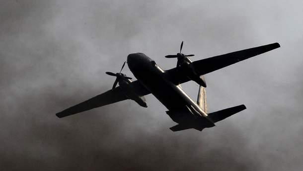 У Демократичній Республіці Конго впав вантажний літак АН-26: загинули 6 осіб, попередньо, усі – росіяни