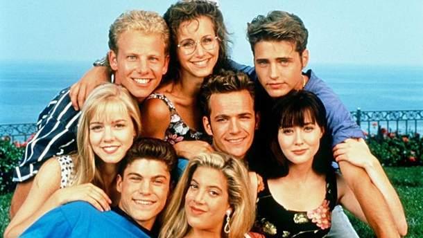 """Зірки серіалу """"Беверлі-Гіллз, 90210"""" знімуться у римейку"""