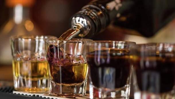 Які алкогольні напої найшвидше призводять до звикання