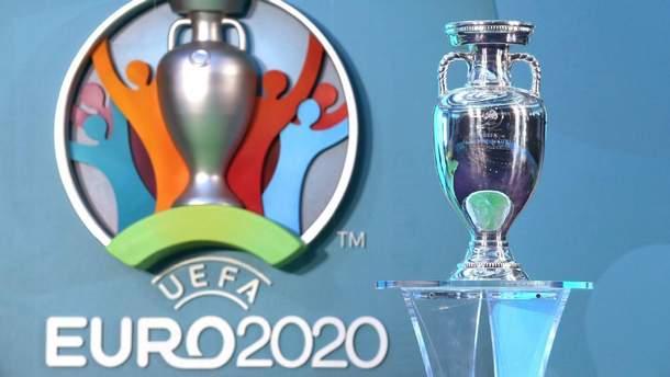 Стали відомі призові на Євро-2020