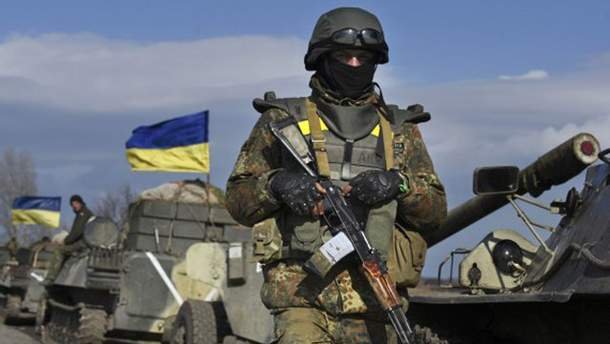 Проросійські бойовики 1 раз за 22 грудня відкрили вогонь по українських позиціях
