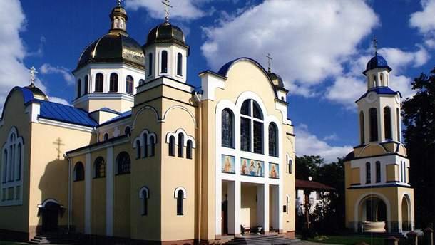 Парафія храму УПЦ МП на Львівщині перейшла до ПЦУ