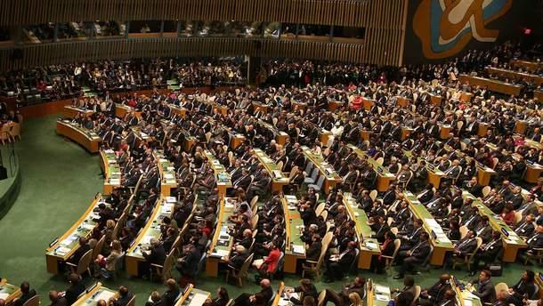 Український дипломат розповів про провал ракетної резолюції РФ в ООН