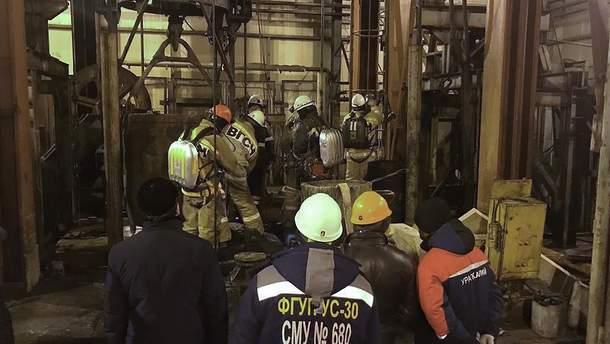 Тела восьми человек обнаружили в аварийной шахте в Солекамске