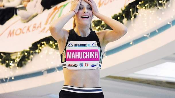 Ярослава Магучих установила юниорский рекорд Европы
