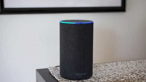 Умная колонка Amazon Echo